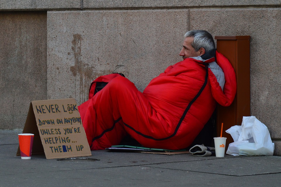 Homelessness in America: Have a Heart