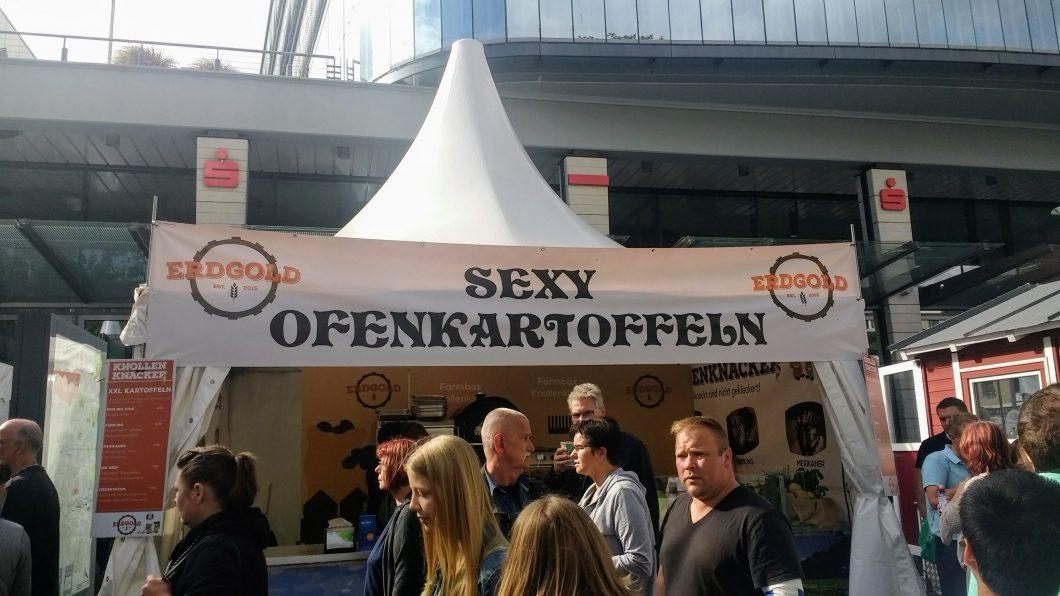 Sexy Ofenkartoffeln Niedersachsen