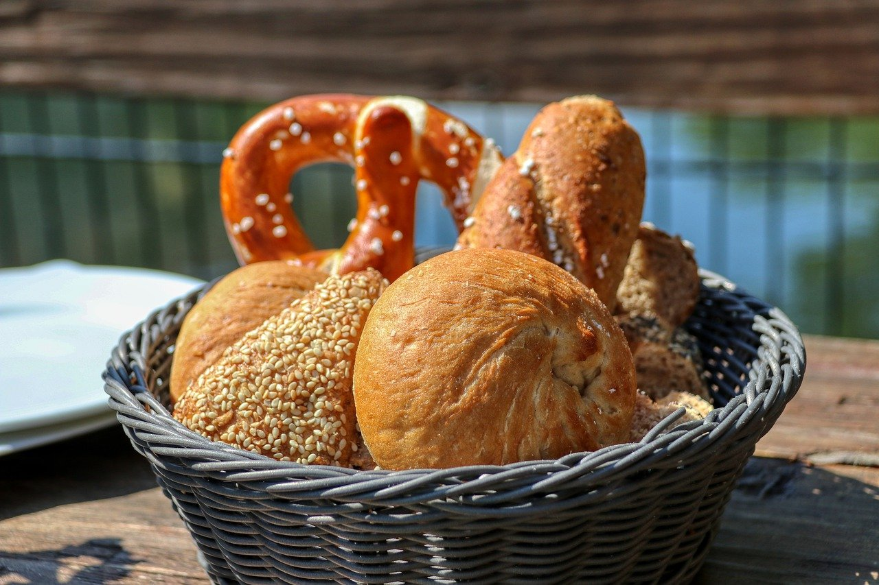 living Germany bread